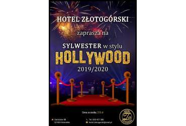 Sylwester w stylu Hollywood